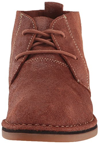 Hush Puppies Frauen Cyra Catelyn Boot Goldschimmer Wildleder