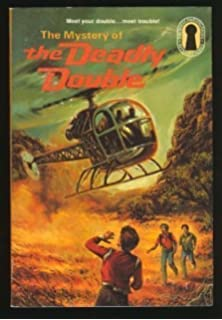 Mystery of the dancing devil the three investigators mystery series mystery of the deadly double three investigators mystery fandeluxe Image collections