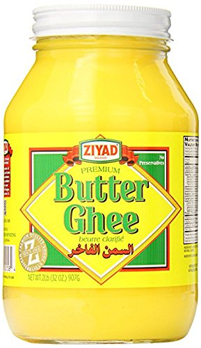 Ziyad Pure Desi Ghee Clarified Butter, 32 Ounce (PACK - 6) by Ziyad (Image #4)