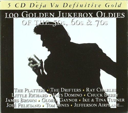 100 Golden Oldies of the 50s 60s & 70s