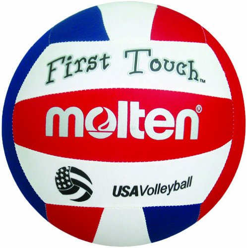 Molten First Touch Volleyball (First Touch Soccer Best Players)