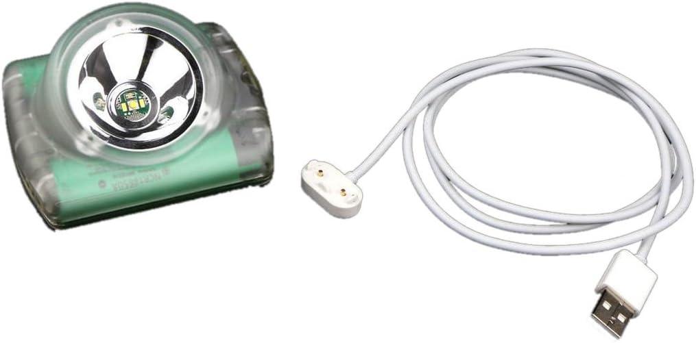 Wisdom ATEX certified caplamps, head