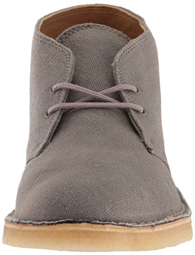 Canvas Taupe Boot Mens Clarks Desert Rtq5wKI