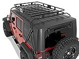 Warrior Products 877 Safari Sport Rack for Jeep JK 07-10