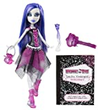 Monster High Spectra Vondergeist Doll With Pet Ferret Rhuen