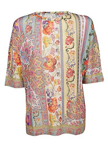 shirt Multicolor Etro 151554445650 Donna T Viscosa 5qxH8Bw