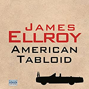 American Tabloid Audiobook