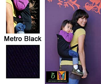4ae0009301a Amazon.com   Beco Butterfly II Baby Carrier - Metro Black   Camping Child  Carriers   Baby