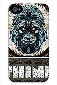 Ape man twilight edward of pc white protection shell, suitable for Iphone 5c for kids