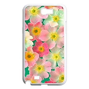 Petals Customized Cover Case for Samsung Galaxy Note 2 N7100,custom phone case ygtg517482