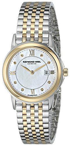Raymond Weil Women's 5966-STP-00995 Tradition Two-Tone Steel Watch