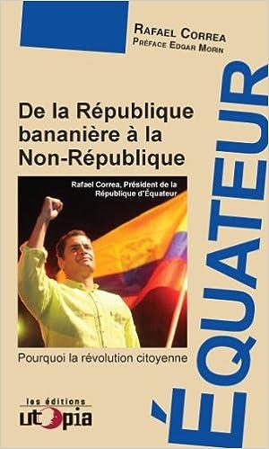 En ligne Equateur : de la République bananière à la non République pdf epub