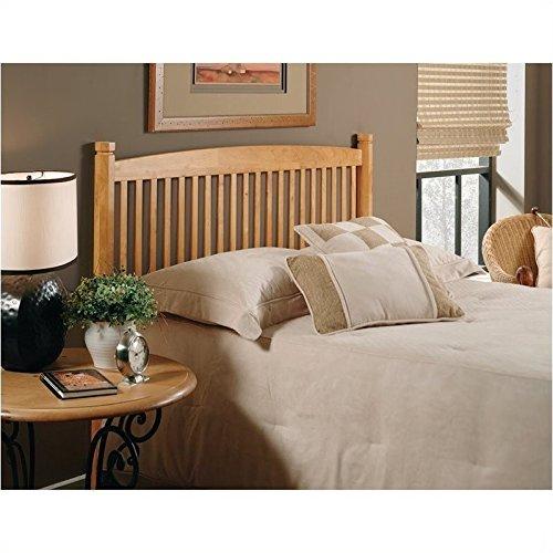 Hillsdale Furniture Twin Headboard in Oak Finish