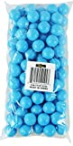 Fairly Odd Novelties 3/4 Mini Ping Pong/Table Tennis/Beer Pong Round Balls (100 Pack), 19mm, Blue