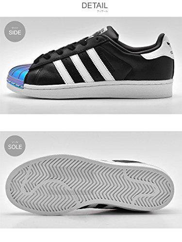 (アディダス オリジナルス) adidas Originals スニーカー スーパースター メタル トゥー W CQ2611 レディース [並行輸入品]