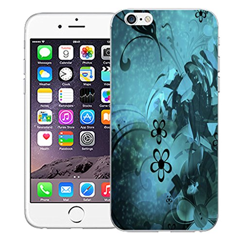 "Mobile Case Mate iPhone 6S 4.7"" Silicone Coque couverture case cover Pare-chocs + STYLET - Natures Bounty pattern (SILICON)"