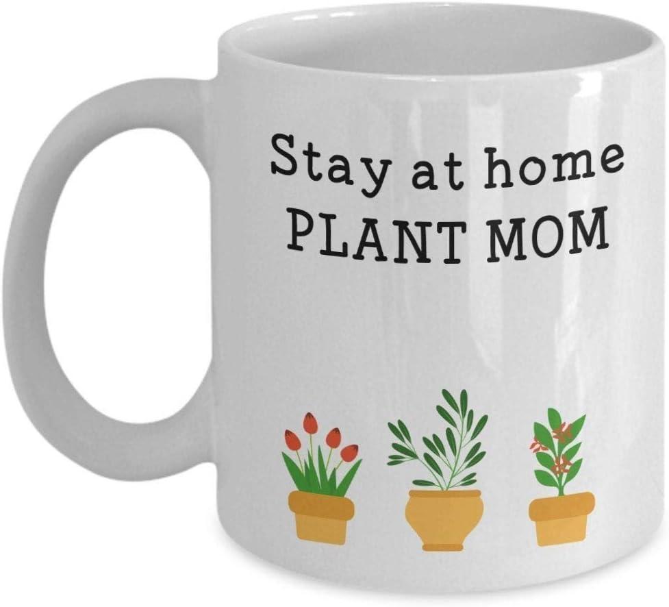 Stay At Home Plant Mom Mug Mother's Day Mug