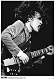 AC/DC - Reading Rock Festival 1976 Poster 23 x 35in