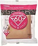 Hario 02 100-Count Coffee Natural Paper
