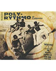 Volume Three -- The Skeletal Essences of Afro Funk 1969-1980