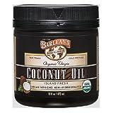 Barlean's Organic Virgin Coconut Oil, 16-Ounce Jar