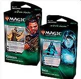 MTG Magic the Gathering War of The Spark - Both Planeswalker Decks!