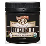 Coconut Oil Diet Barlean's Organic Virgin Coconut Oil, 16-Ounce Jar