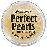 Ranger Perfect Pearls Pigment Powder 0.25oz - Sunflower Sparkle