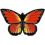 "WindNSun Monarch Butterfly Nylon Kite, 32"""