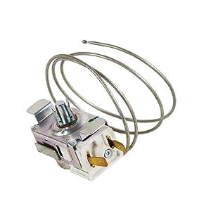 Frigidaire 241537104 Temperature Control Thermostat White