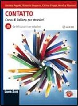 Descargar PDF Gratis Contatto. Eserciziario Per Le Certificazioni. 2b. Con Cd Audio