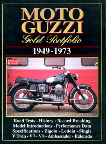 Moto Guzzi Motorcycles - 9