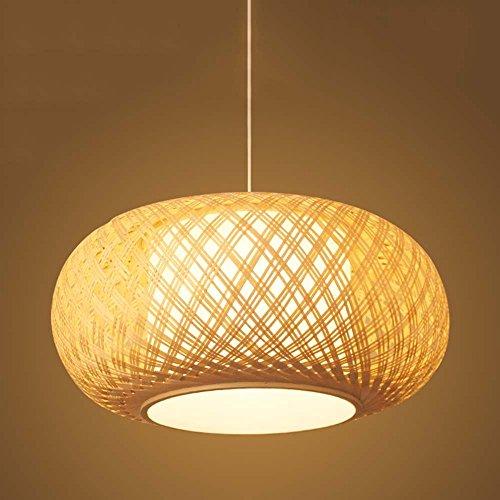 - DIDIDD European - style southeast asian bamboo rattan chinese traditional antique wood art chandelier restaurant avenue corridor birdcage chandelier