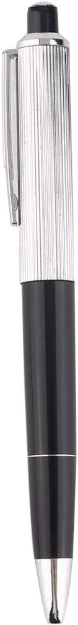 BIYI Shocking Electric Shock Novelty Metal Pen Prank Trick Joke Gag Funny Toy Worldwide Sale silver