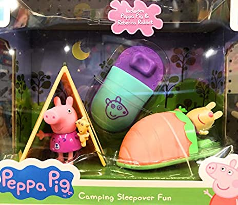 Peppa Pig Camping Fun Playtime Set