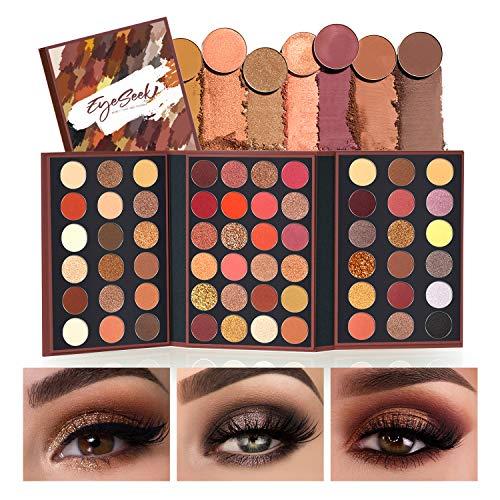 Eyeseek Eyeshadow Palette Glitter Pro