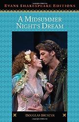 A Midsummer Nights Dream (Evans Shakespeare Editions)