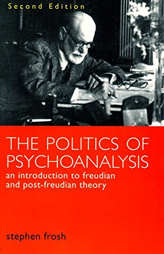 Pdf The Politics Of Psychoanalysis An Introduction To Freudian
