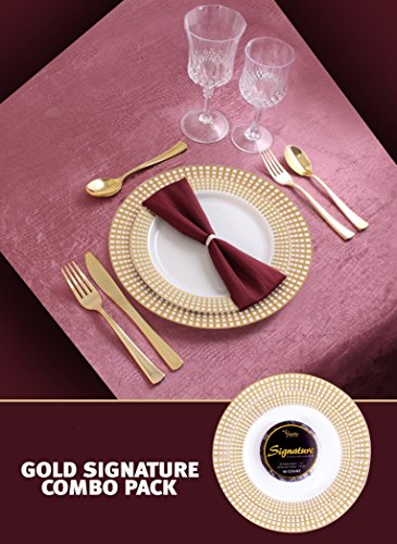 Gold Flatware Collection - 6