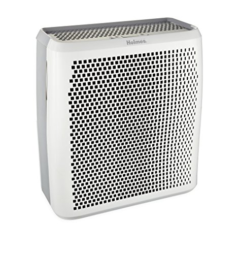 Holmes Group HAP759-NU True HEPA Air Cleaner and Odor Eliminator with Digital Display for Large Spaces