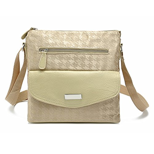 Jacquard Messenger Bag - 7