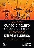 capa de Análise de Curto- circuito e Princípios de Proteção em Sistemas de Energia Elétrica