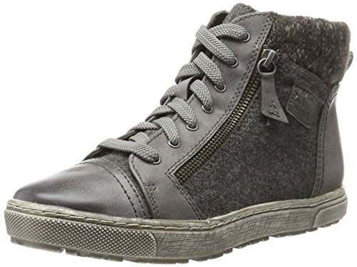 Womens 26205 Trainers Comb Jana Graphite Grey IPwTBqH