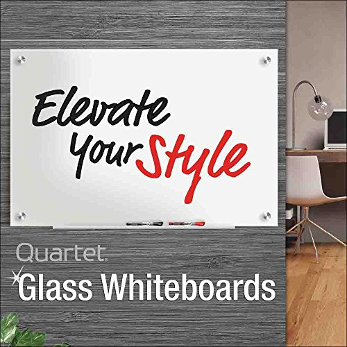 how to clean quartet glass board