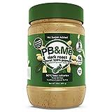 PB&Me Dark Roast Powdered Peanut Butter, No Sugar Added, 1 lb, 1 Count