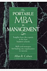 The Portable MBA in Management (Portable MBA Series) Paperback