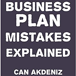 Business Plan Mistakes Explained Audiobook