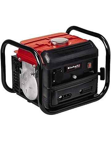 Einhell 4152530 Generador Electrico TC-PG 1000 con Sistema AVR (Regulacion Automatica Voltage)