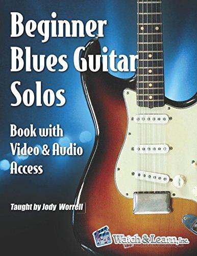 Easy Blues Guitar Solos - 6