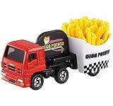 tomica truck - 2015 Tomica 55 Isuzu Giga Fried Potato Car French Fry Truck
